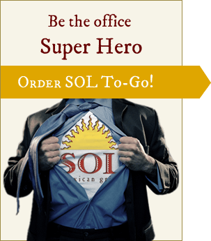 Order SOL to go!